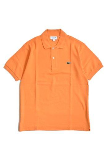 LACOSTE(ラコステ)半袖ポロシャツ オレンジ