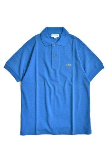 LACOSTE(ラコステ)半袖ポロシャツ ブルー