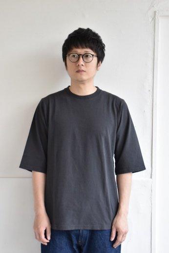 Jackman(ジャックマン) 1/2-Sleeved T-Shirt ハーフスリーブTシャツ Sumikuro