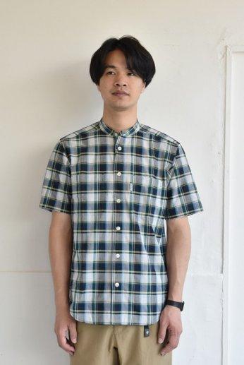 FOXFIRE(フォックスファイヤー) Cシールドプレザントシャツ S/S グリーン