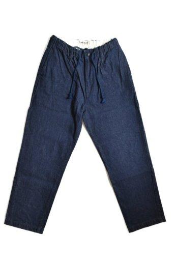 F.O.B FACTORY(エフオービー ファクトリー)DENIM TRACK PANTS