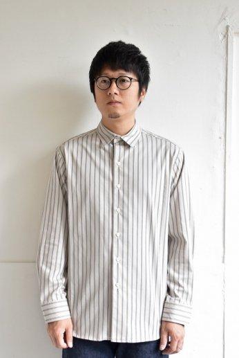 bettaku comfort(ベッタク コンフォート) レギュラーカラーシャツ ベージュ