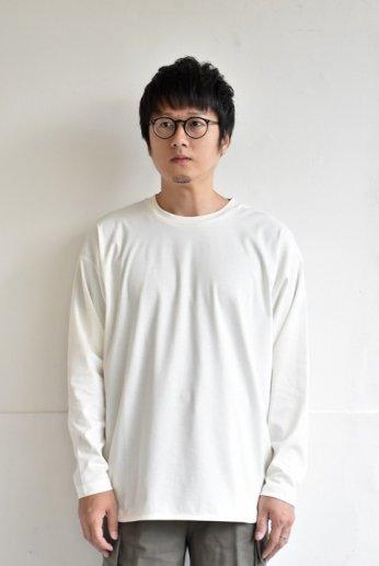 bettaku comfort(ベッタク コンフォート) 3タックロングスリーブ ホワイト