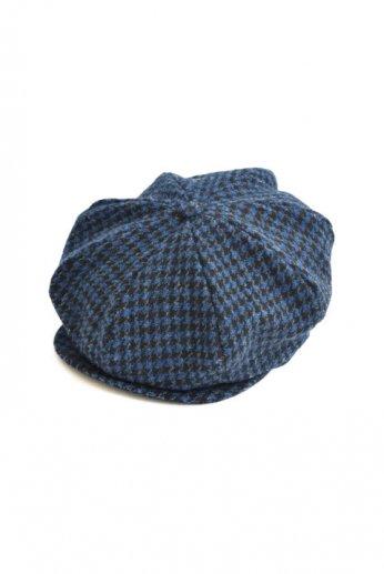 Hanna Hats(ハンナハッツ)Eight Piece Cap tweed