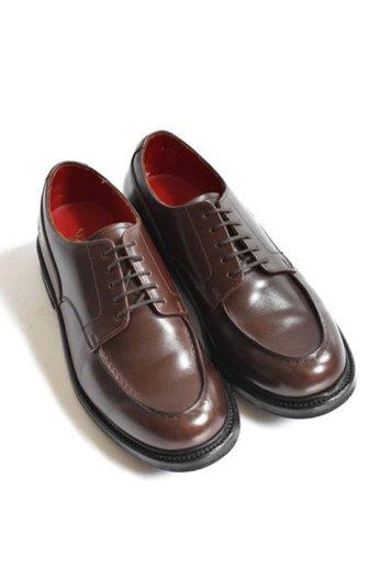 <img class='new_mark_img1' src='https://img.shop-pro.jp/img/new/icons13.gif' style='border:none;display:inline;margin:0px;padding:0px;width:auto;' />Regal Shoe&Co(リーガルシューアンドカンパニー) Standard Saddle Last U-Tip バーガンディー