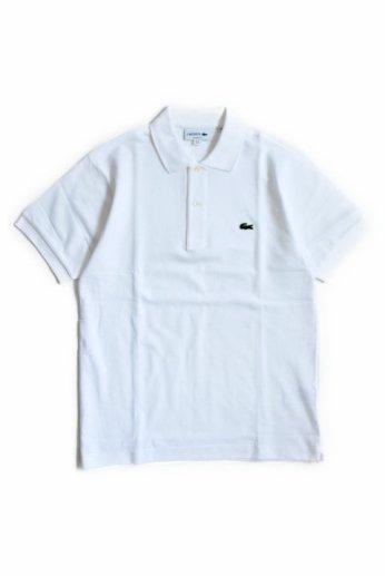 LACOSTE(ラコステ) 半袖ポロシャツ ホワイト