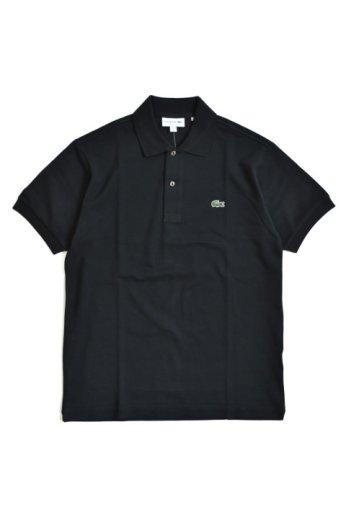LACOSTE(ラコステ)半袖ポロシャツ ブラック
