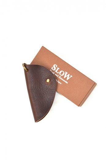 SLOW(スロウ)bono(ボーノ)キーカバー チョコ