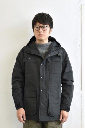 SIERRA DESIGNS(シエラデザインズ) マウンテンパーカー ブラック