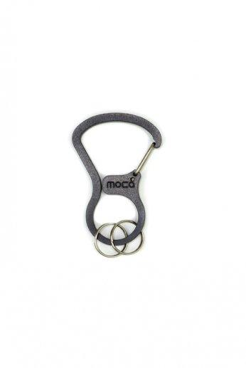 moca(モカ) キーホルダー キーホルダー03 アルミブラック