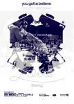 【長谷川穂積】3階級制覇記念 アートポスター【ウーゴ・ルイス戦】