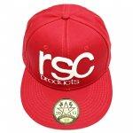 LOGO BASEBALL CAP(レッド×レッド×WHITE)