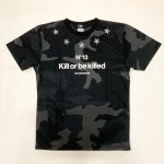 [SALE30%OFF]kill or be killed カモフラージュ DRY Tシャツ