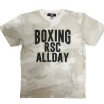 [SALE 30%OFF]BOXING ALL DAY カモフラージュ DRY Tシャツ