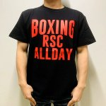 [SALE 30%OFF]【新色】BOXING ALL DAY コットンTシャツ(全2色)