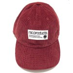 <img class='new_mark_img1' src='https://img.shop-pro.jp/img/new/icons6.gif' style='border:none;display:inline;margin:0px;padding:0px;width:auto;' />WB CORDUROY  BASEBALLCAP (BURGUNDY) / WB コーデュロイ ベースボールキャップ(バーガンディ)