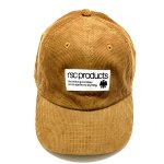 <img class='new_mark_img1' src='https://img.shop-pro.jp/img/new/icons6.gif' style='border:none;display:inline;margin:0px;padding:0px;width:auto;' />WB CORDUROY  BASEBALLCAP (BROWN) / WB コーデュロイ ベースボールキャップ(茶)