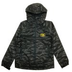 <img class='new_mark_img1' src='https://img.shop-pro.jp/img/new/icons7.gif' style='border:none;display:inline;margin:0px;padding:0px;width:auto;' />[2021SS] TIGER CAMO LOGO SHELL JACKET  / ロゴ シェルジャケット(タイガー)