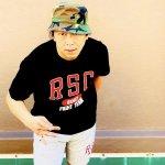 """[2021ss新作] RSC""""FIGHT TEAM """" ドライ Tシャツ"""
