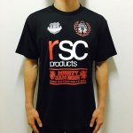 【MIGHTY JAM ROCK】コラボ DRY Tシャツ(全2色・6種)