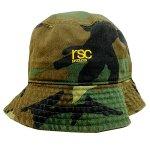 ロゴ刺繍ハット LOGO HAT(全3色)