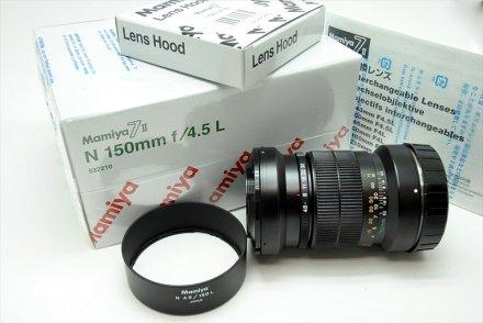 7用N150/4.5L 【メーカー点検整備済・新同品・新品フード、元箱付】