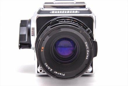 503CX+CF80/2.8+A-12 セット 【ハッセル専門業者にてフル整備済】