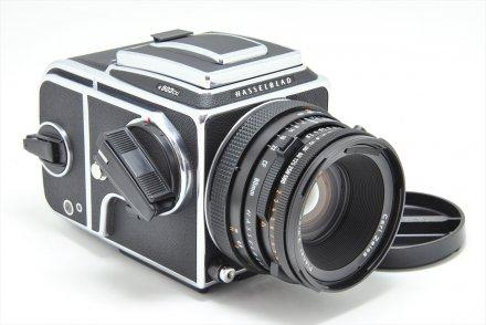 503CXi+CF80/2.8T*+A-12III型 セット 【ハツミカメラにてフルOH済】