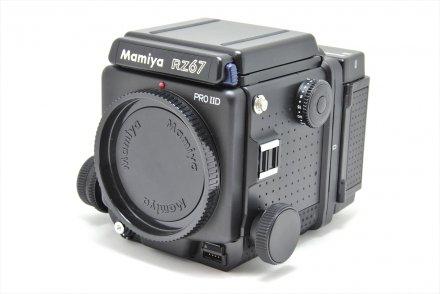 RZ67プロIID + 120フィルムホルダーII型 セット