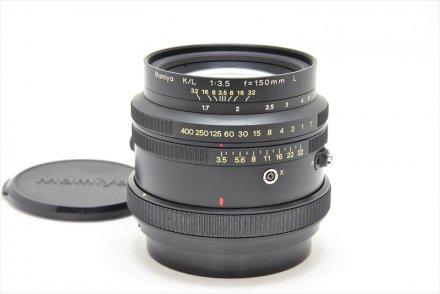 K/L 150/3.5L 【レンズ専門業者にて清掃済】