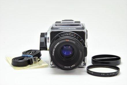 503CX+CF80/2.8T*+A-12II型 セット 【ハツミカメラにてフルOH済】