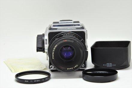 503CW +CF80/2.8T*+A-12 IV型セット 【ハツミカメラにてフルOH済】