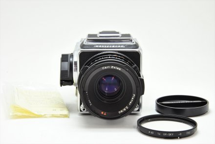 500Classic+CF80/2.8 T*+A12元箱セット【ハッセル専門業者でフルOH】