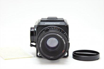 500C/Mブラック+CF80/2.8T*+A-12ブラック セット【ハッセル専門業者にてOH済】