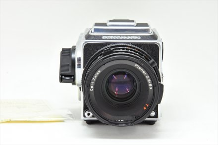 503CXi+CF80/2.8T*+A-12II型 セット【ハツミカメラにてフルOH済】