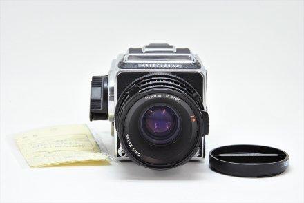 503CX+CF80/2.8T*+A-12 セット 【ハツミカメラにてフルOH済】