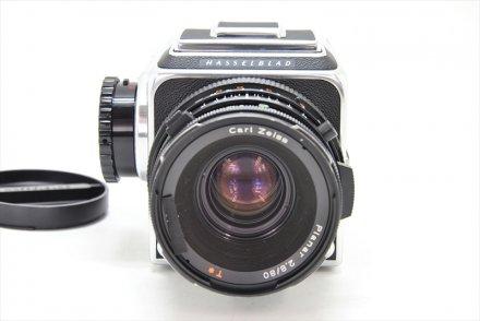 500C/M+CF80/2.8T*+A-12 II型セット 【ハッセル修理業者、ハツミカメラにてフルOH済】