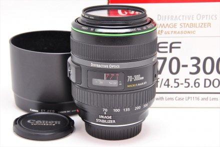 EF70-300/4.5-5.6 DO IS USM【OH済】