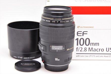 EF100/2.8 マクロ USM