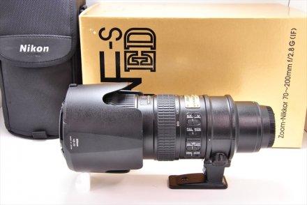AF-S 70-200/2.8G ED VR ブラック【元箱付】