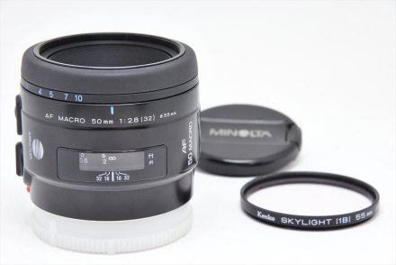 AF50/2.8マクロ New【フィルター付】