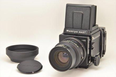 RB67プロSD+C90/3.8+6x8電動フィルムホルダーセット
