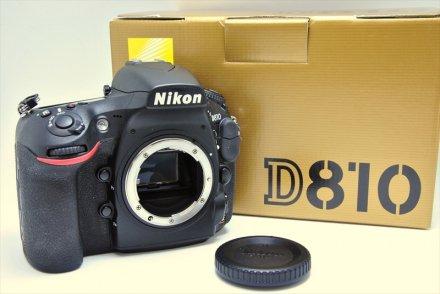 D810 【元箱一式付】