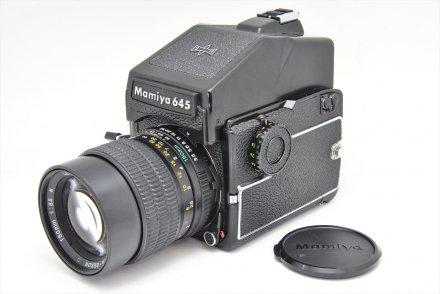 M645・1000S+セコールC150/3.5N セット 【モルト交換済】