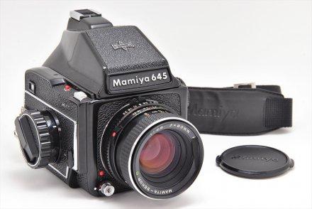 M645 + C80/2.8 セット 【ストラップ付】