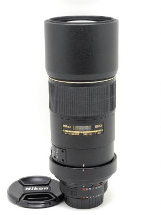AF-S 300/4D ED 【Black】