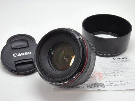 EF50/1.2L USM【メーカー保証付・新同品】