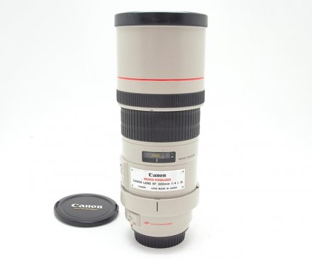 EF300/4L IS USM (ケース付・美品)