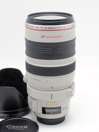 EF28-300/3.5-5.6LIS USM(新品フード付)