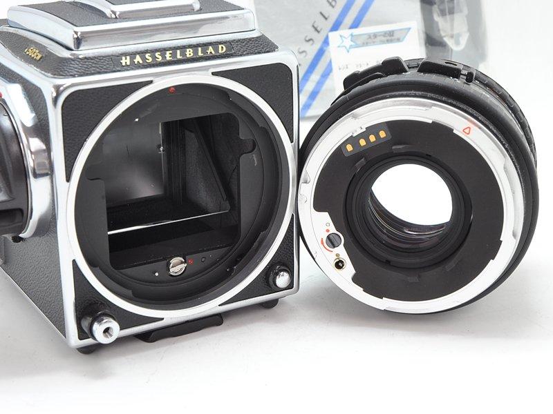 503CW ミレニアムセット (CFE80/2.8T* A-12)  【ハツミカメラにて各部点検済】